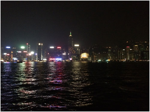 Макао и Гонконг вместе с CACTUS