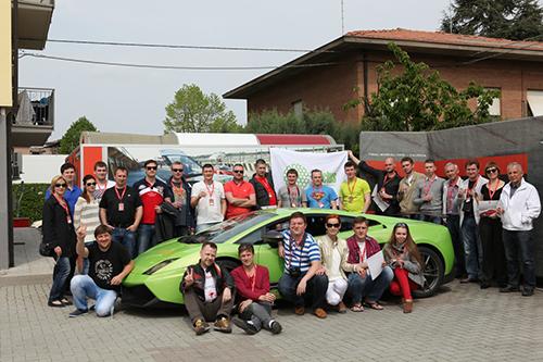 Невероятные приключения CACTUS в Италии