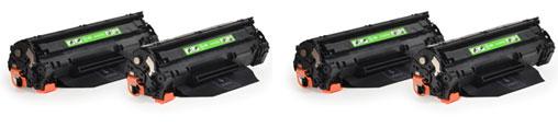 CACTUS представляет комплекты универсальных картриджей для цветных лазерных принтеров HP