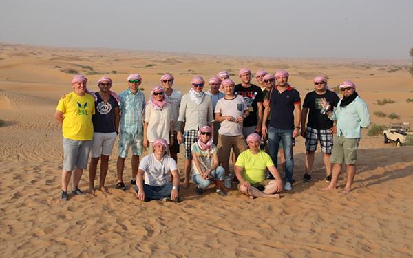 Покоряй пустыню вместе с СACTUS