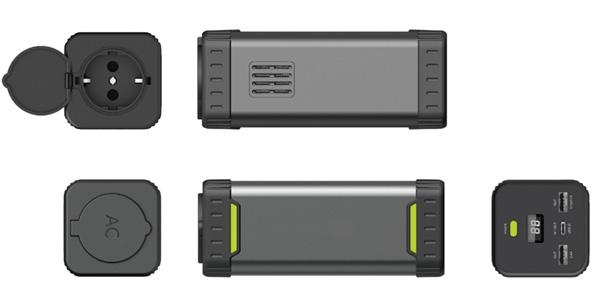 портативный аккумулятор Cactus CS-PBHTBP-20800