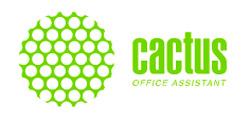 Логотип кактус